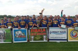 Campioanele judeţului au fost premiate la finala Cupei României: Sportul Ciorăşti a făcut eventul în sezonul 2017-2018