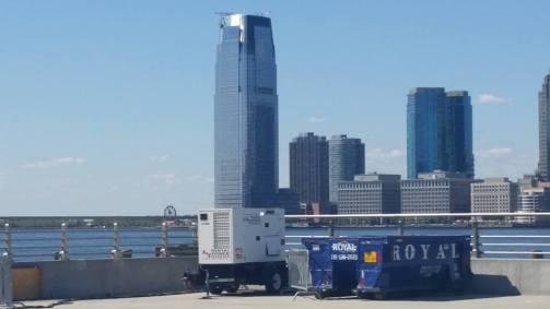 Generator Rental in New York City