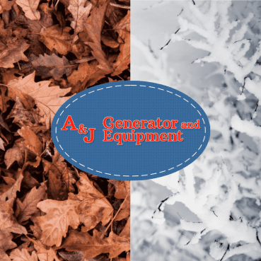 Fall and Winter Generator Preparedness