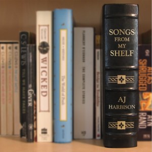 Songs From My Shelf Cover
