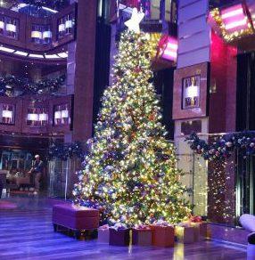 Ship's Christmas Tree