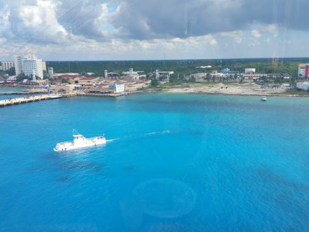 Absolute gorgeous water -Cozumel, Mexico