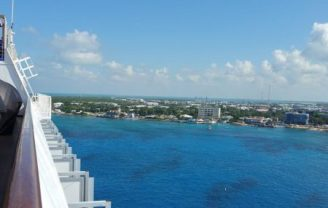 Lovely water in Grand Cayman