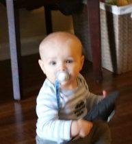 Hershel likes shoes