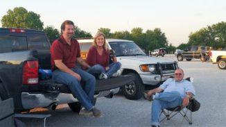Craig, Susan, and Jim