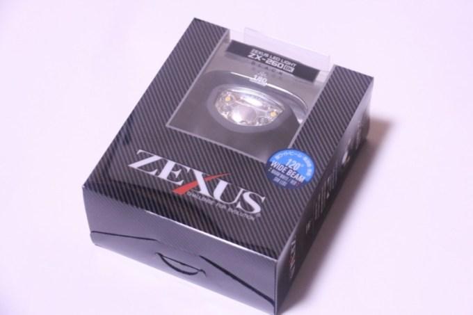 ゼクサス ZX-260