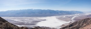 Death Valley from Dante's Point, Death Valley National Park, 9Mar2017, Photo by Allan J Jones