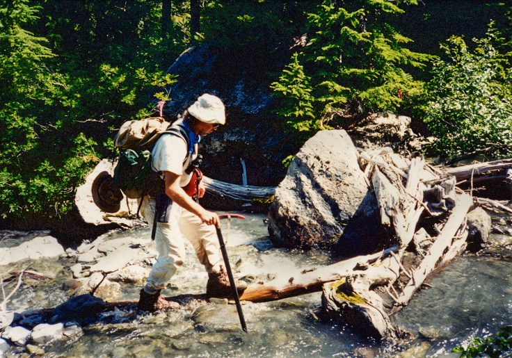 August 1993, Seattle Creek