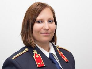 Csépányi- Barczi Petra tű. főhadnagy