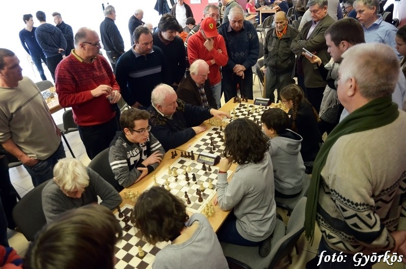 Ha január, akkor sakk kupa