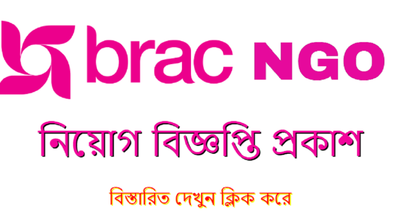 Read more about the article BRAC Job Circular 2021