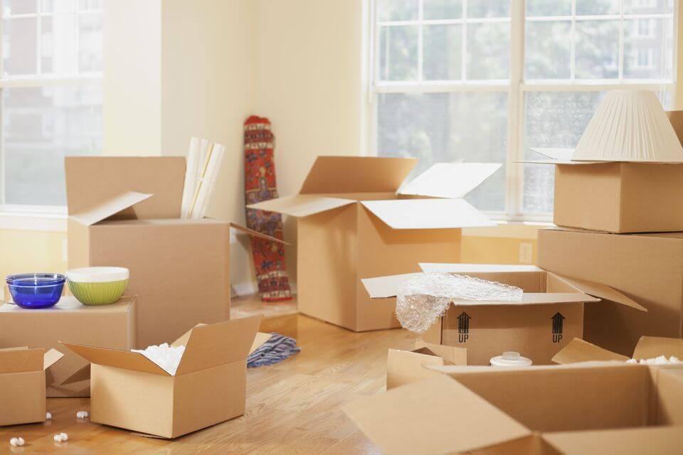 Kako zapakovati stvari za selidbu?