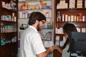 Farmacia Lcdo. Cecilio Jalón Sánchez