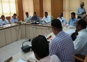 Sr. Officers' Meeting1