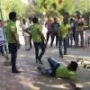 सड़क सुरक्षा सप्ताहः नुक्कड़ नाटकों से दिया जागरूकता का संदेश
