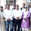 पुष्कर में कांग्रेस प्रत्याशियों ने घर-घर जाकर किया जनसंपर्क