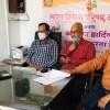 भारत विकास परिषद  अजयमेरू  अजमेर की आनलाइन  सेवा संगोष्ठी संम्पन