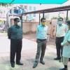 जिला कलक्टर ने किया शहरी प्राथमिक स्वास्थ्य केन्द्रों का निरीक्षण