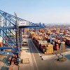 First Container vessel carrying Export Cargo from India to Bangladesh