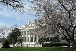 American Red Cross Headquarters, Washington, DC. Photo by Laura Padgett, via Flickr.