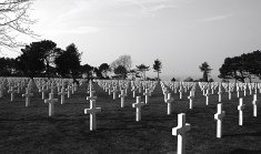 Normandy American Cemetery, France. Photo by Karen Roush