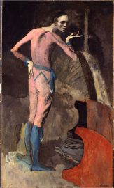 The Actor, Picasso/via Wikipedia