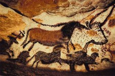 Lascaux cave painting/via Wikipedia