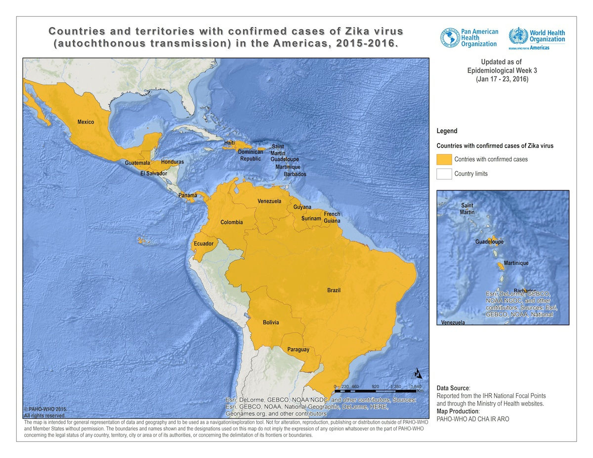 What To Know About Zika Virus Off The Charts