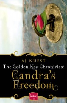 The Golden Key Chronicles - Book 2 - Candra's Freedom by AJ Nuest