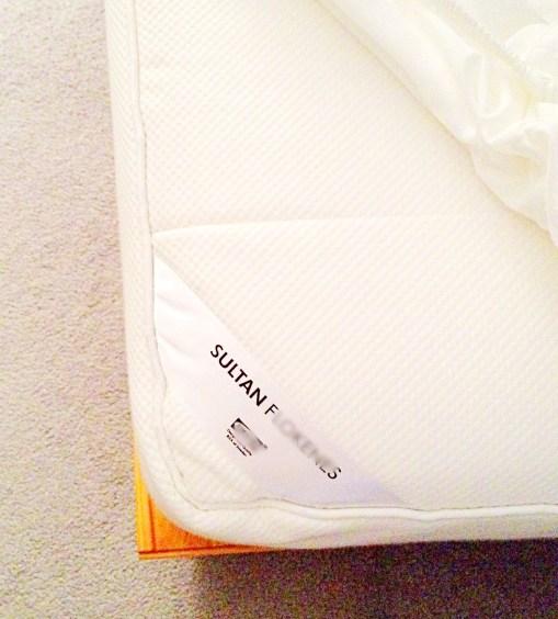 Photo of memory foam mattress