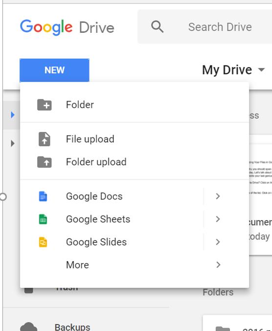 how to make a zip folder on google drive
