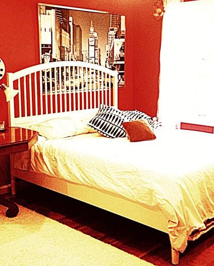 Assembling IKEA Beds