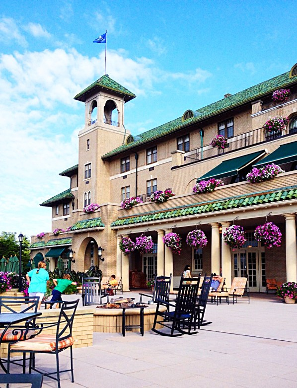 photo of The Hershey Hotel Terrace