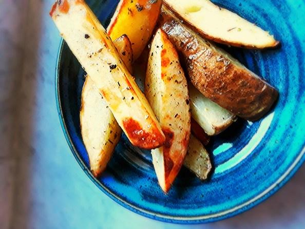 Elaine's potatoes