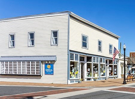 exterior of Sundial Bookstore on Main Street