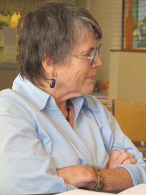 Joyce Chaney talked about Ajo Arts Alive