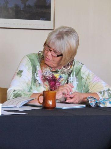 Wendy Cloutier, DAG secretary