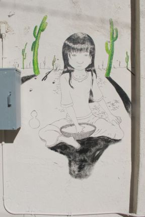 Ajo artist Victor Garcia