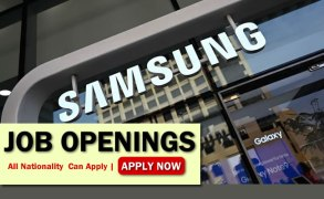 Samsung Job Opportunities