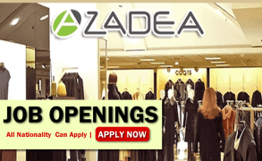 Azadea Qatar Job Opportunities