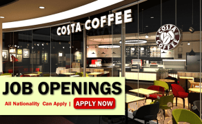 Costa Coffee Job Opportunities