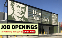 Dan Murphy's Job Opportunities