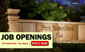 Four Seasons Job Opportunities