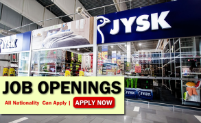 Jysk Job Opportunities