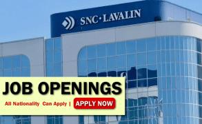 SNC Lavalin Job Opportunities