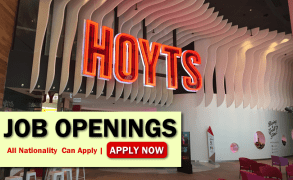 The Hoyts Group Job Opportunities
