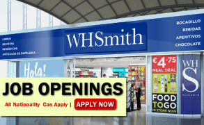 Whsmith Job Opportunities