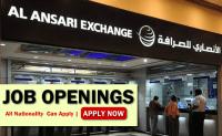 Al Ansari Exchange Job Opportunities