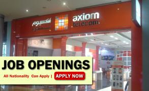Axiom Telecom Job Opportunities