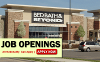 Bed Bath & Beyond Job Opportunities